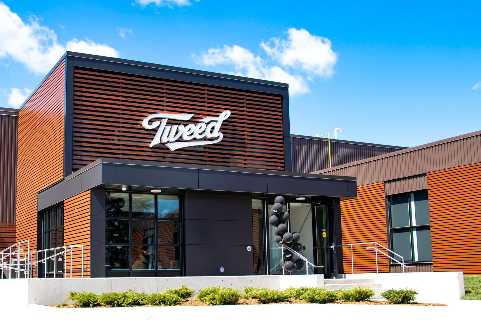 Tweed Visitor Centre in Smiths Falls, Ontario